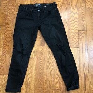 Lucky Brand Charlie Skinny Jean Sz 29/8